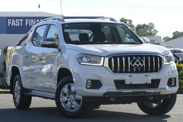 Used LDV T60 Luxe, Bowen Hills, 2018 LDV T60 Luxe Utility