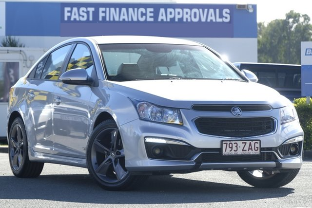 Used Holden Cruze SRI Z-Series, Bowen Hills, 2016 Holden Cruze SRI Z-Series Sedan