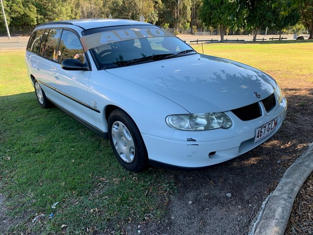 Used Holden Commodore Executive, Clontarf, 2002 Holden Commodore Executive Wagon