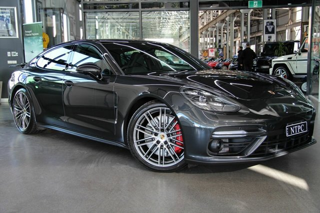 Used Porsche Panamera Turbo PDK AWD, North Melbourne, 2016 Porsche Panamera Turbo PDK AWD Sedan