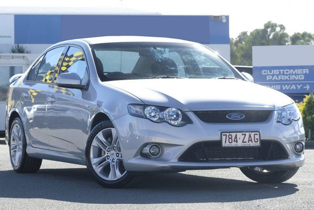 Used Ford Falcon XR6, Beaudesert, 2011 Ford Falcon XR6 Sedan