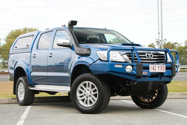 Used Toyota Hilux SR5 Double Cab, Indooroopilly, 2014 Toyota Hilux SR5 Double Cab Utility
