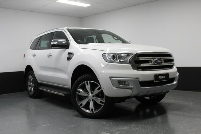Used Ford Everest Titanium, Cardiff, 2018 Ford Everest Titanium Wagon