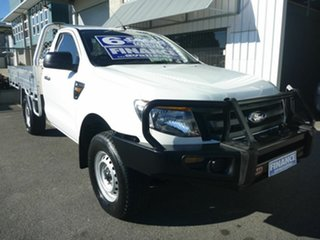 2012 Ford Ranger XL Cab Chassis.