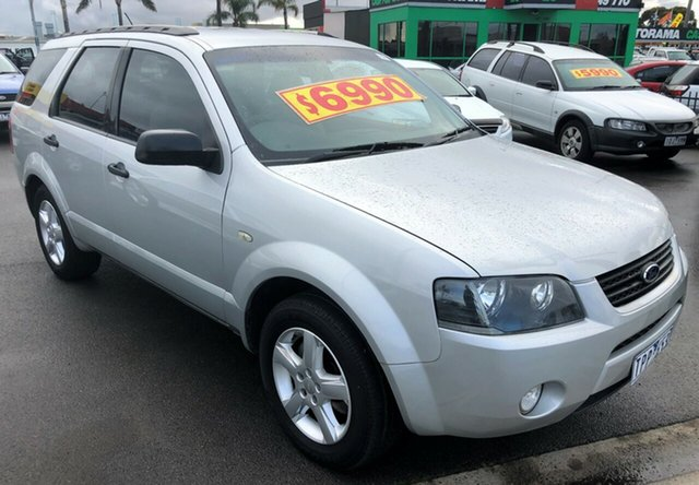 Used Ford Territory TS with 110000KM ONLY!!, Cheltenham, 2005 Ford Territory TS with 110000KM ONLY!! Wagon
