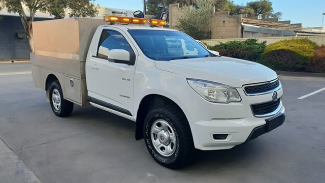 Used Holden Colorado LX (4x2), Melrose Park, 2013 Holden Colorado LX (4x2) Cab Chassis