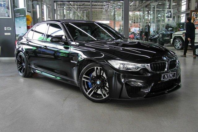 Used BMW M3 M-DCT, North Melbourne, 2015 BMW M3 M-DCT Sedan