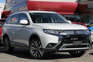 Demonstrator, Demo, Near New Mitsubishi Outlander ES 2WD, Toowong, 2019 Mitsubishi Outlander ES 2WD ZL MY19 Wagon