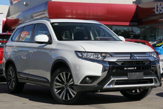 Demonstrator, Demo, Near New Mitsubishi Outlander ES 2WD, Toowong, 2019 Mitsubishi Outlander ES 2WD Wagon