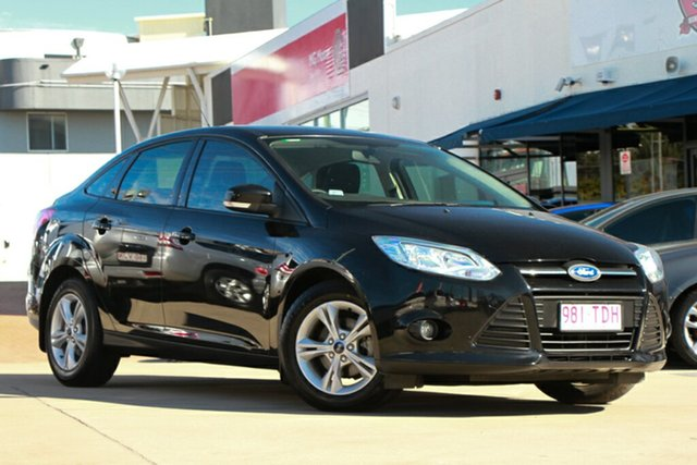 Used Ford Focus Trend PwrShift, Indooroopilly, 2013 Ford Focus Trend PwrShift Sedan