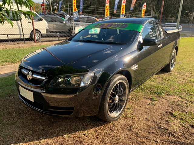 Used Holden Commodore Omega, Clontarf, 2009 Holden Commodore Omega Utility