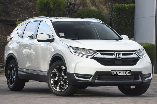 Demonstrator, Demo, Near New Honda CR-V VTi-LX 4WD, Warwick Farm, 2019 Honda CR-V VTi-LX 4WD SUV