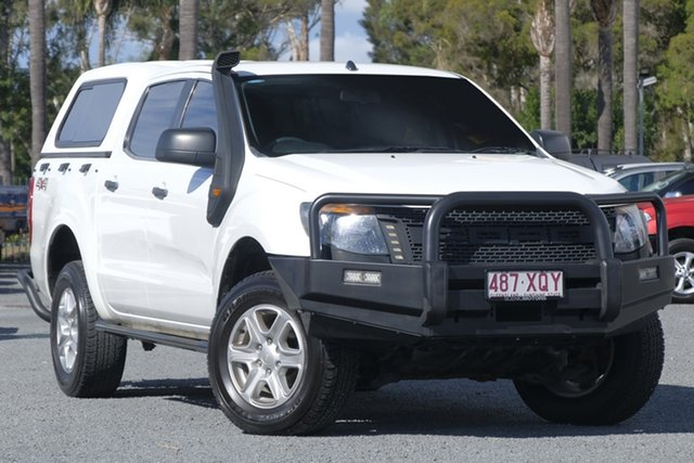 Used Ford Ranger XL Double Cab, Beaudesert, 2012 Ford Ranger XL Double Cab Utility