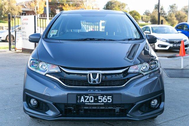 Demonstrator, Demo, Near New Honda Jazz VTi-S, Oakleigh, 2019 Honda Jazz VTi-S GF MY19 Hatchback