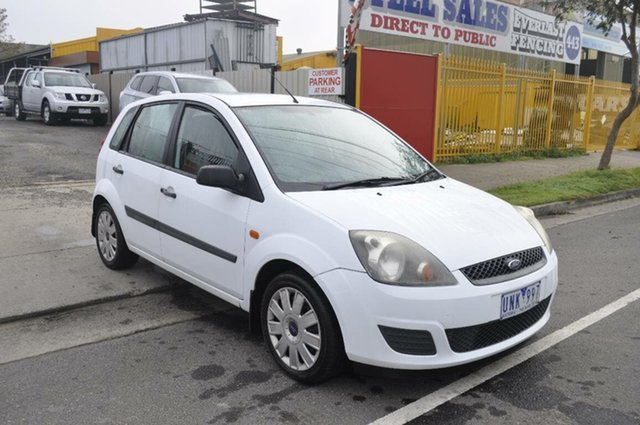 Used Ford Fiesta LX, Hoppers Crossing, 2006 Ford Fiesta LX Hatchback