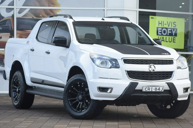 Discounted Used Holden Colorado Z71 Crew Cab, Warwick Farm, 2015 Holden Colorado Z71 Crew Cab Utility