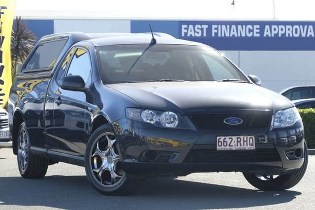 Used Ford Falcon Ute Super Cab, Beaudesert, 2010 Ford Falcon Ute Super Cab Utility