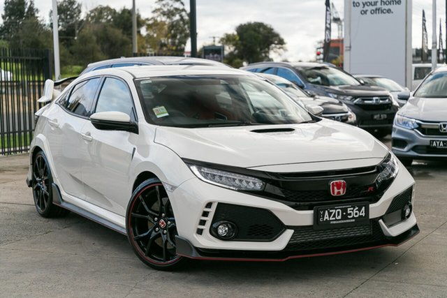 Demonstrator, Demo, Near New Honda Civic Type R, Oakleigh, 2018 Honda Civic Type R 10th Gen MY18 Hatchback