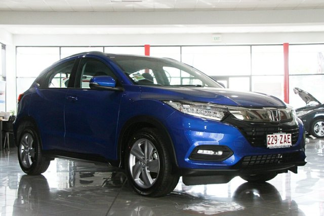Demonstrator, Demo, Near New Honda HR-V VTi-S, Indooroopilly, 2019 Honda HR-V VTi-S Hatchback