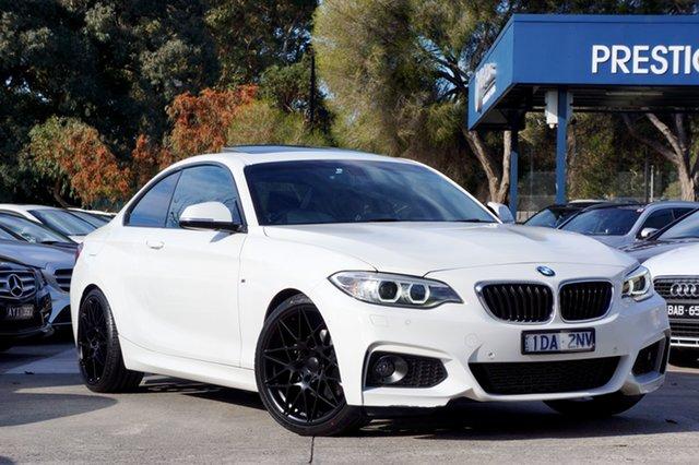 Used BMW 220i M Sport, Balwyn, 2014 BMW 220i M Sport Coupe