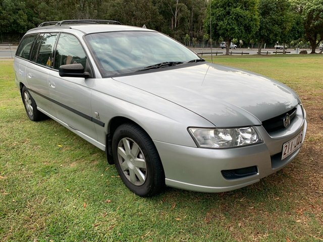 Used Holden Commodore Executive, Clontarf, 2004 Holden Commodore Executive Wagon