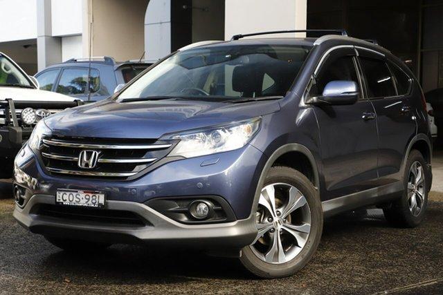 Used Honda CR-V VTi-L (4x4), Brookvale, 2013 Honda CR-V VTi-L (4x4) Wagon
