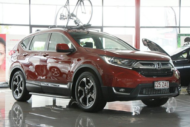 Demonstrator, Demo, Near New Honda CR-V VTi-L FWD, Indooroopilly, 2018 Honda CR-V VTi-L FWD Wagon