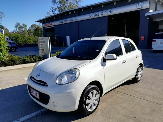 Discounted Used Nissan Micra ST, Yamanto, 2014 Nissan Micra ST Hatchback