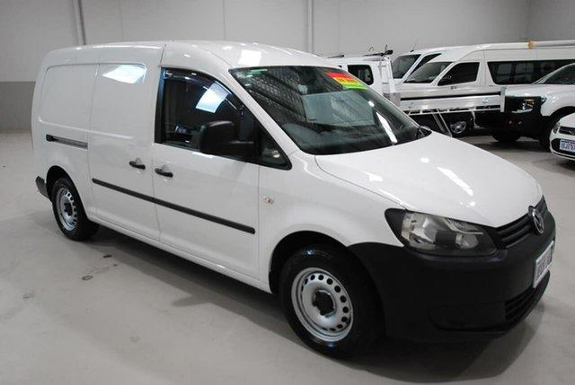 Used Volkswagen Caddy TDI250 Maxi DSG, Kenwick, 2012 Volkswagen Caddy TDI250 Maxi DSG Van