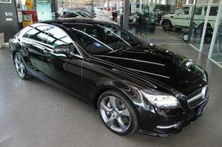 2014 Mercedes-Benz CLS500 Coupe 9G-Tronic PLUS Sedan.