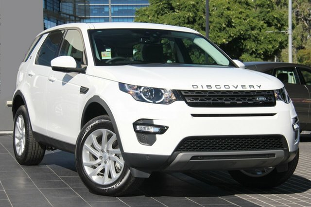 New Land Rover Discovery Sport TD4 110kW SE, Newstead, 2018 Land Rover Discovery Sport TD4 110kW SE Wagon