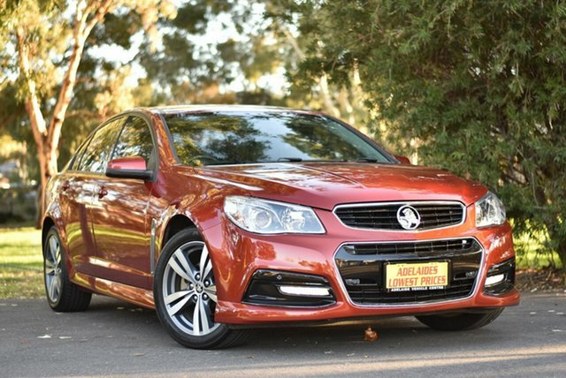 Used Holden Commodore SV6, Enfield, 2015 Holden Commodore SV6 Sedan