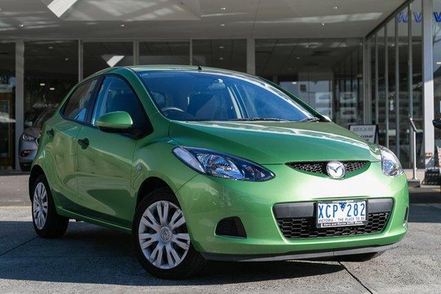 Used Mazda 2 Neo, Mulgrave, 2009 Mazda 2 Neo DE Hatchback