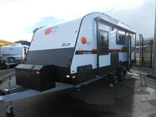 2019 Nova Metrolink 176-1R Z Series Caravan.