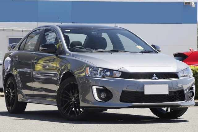 Used Mitsubishi Lancer Black Edition, Beaudesert, 2017 Mitsubishi Lancer Black Edition Sedan