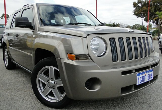 Used Jeep Patriot Sport, Bellevue, 2008 Jeep Patriot Sport Wagon