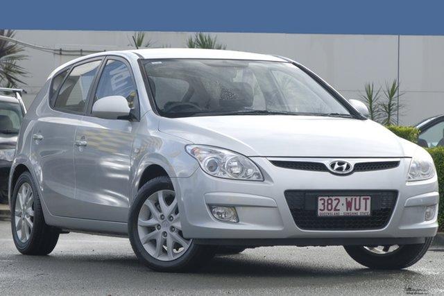 Used Hyundai i30 SLX, Beaudesert, 2009 Hyundai i30 SLX Hatchback