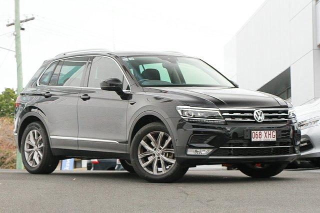 Used Volkswagen Tiguan 162TSI DSG 4MOTION Highline, Indooroopilly, 2017 Volkswagen Tiguan 162TSI DSG 4MOTION Highline Wagon