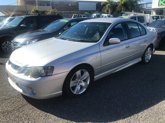Used Ford Falcon XR6, Winnellie, 2007 Ford Falcon XR6 Sedan