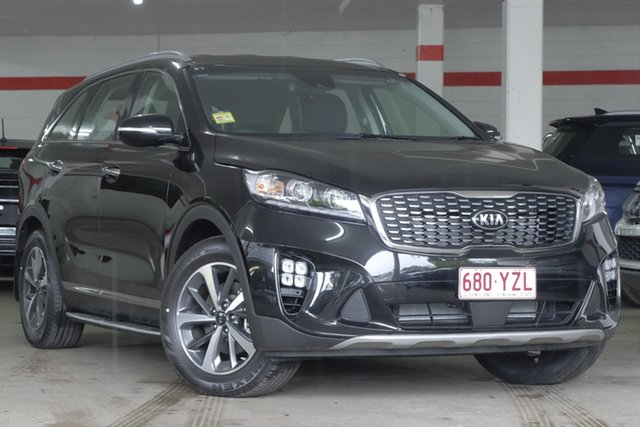 Demonstrator, Demo, Near New Kia Sorento AO Edition, Toowong, 2018 Kia Sorento AO Edition Wagon