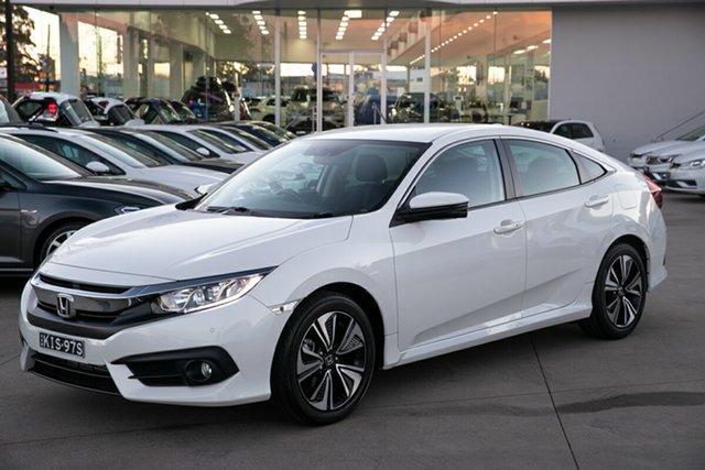 Used Honda Civic VTi-L, Waitara, 2016 Honda Civic VTi-L Sedan