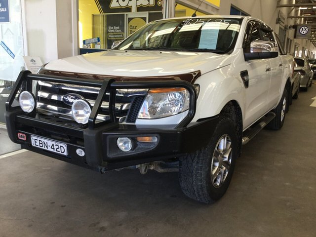 Used Ford Ranger XLT Double Cab, Cardiff, 2011 Ford Ranger XLT Double Cab Utility