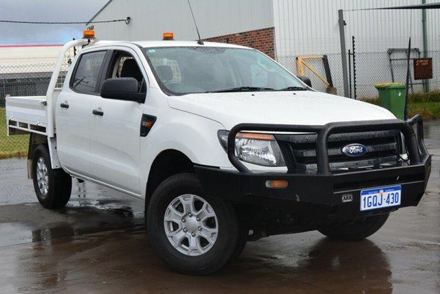 Used Ford Ranger XL 3.2 (4x4), Kewdale, 2015 Ford Ranger XL 3.2 (4x4) Dual C/Chas