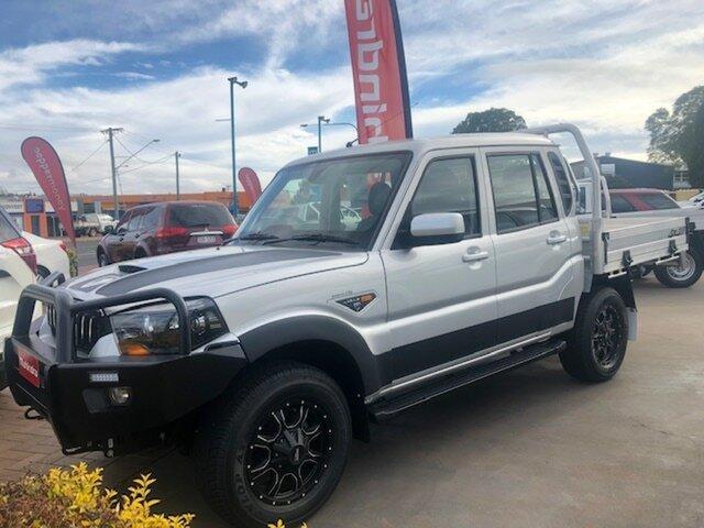 New Mahindra Pik-Up 4WD, Toowoomba, 2018 Mahindra Pik-Up 4WD Dual Cab Utility