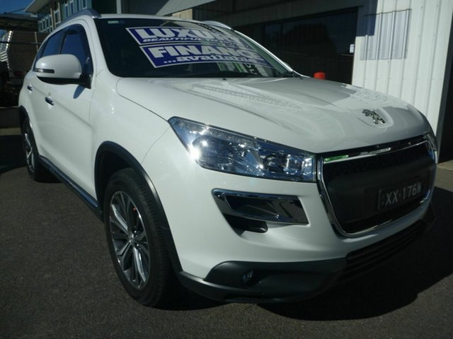 Used Peugeot 4008 Active 2WD, Edwardstown, 2014 Peugeot 4008 Active 2WD Wagon