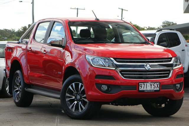 Discounted Used Holden Colorado LTZ Pickup Crew Cab, Caloundra, 2018 Holden Colorado LTZ Pickup Crew Cab Utility