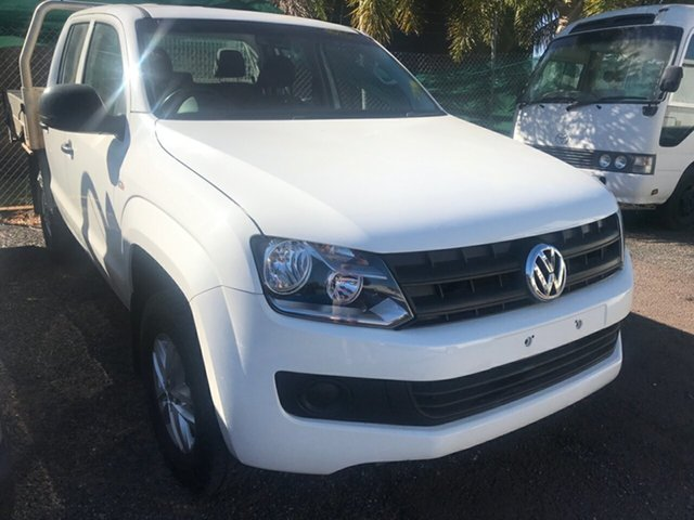 Used Volkswagen Amarok TDI420 4MOTION Perm Core, Winnellie, 2015 Volkswagen Amarok TDI420 4MOTION Perm Core Cab Chassis