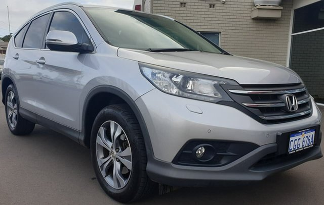 Used Honda CR-V DTi-L 4WD Limited Edition, Geraldton, 2015 Honda CR-V DTi-L 4WD Limited Edition Wagon