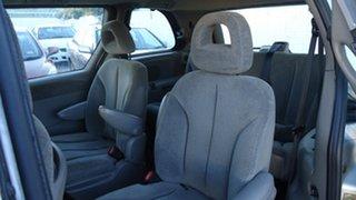 2002 Chrysler Grand Voyager SE Wagon.