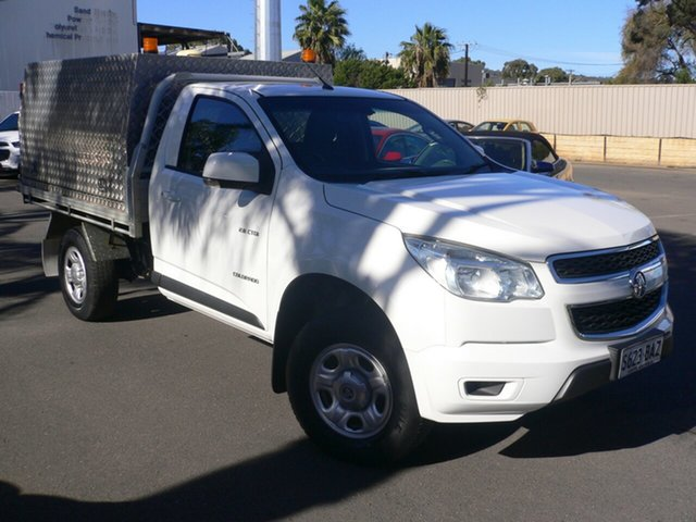 Used Holden Colorado LX 4x2, St Marys, 2014 Holden Colorado LX 4x2 Cab Chassis